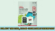 Professional Ultra SanDisk 16GB MicroSDHC LG TRIBUTE card is custom formatted fo