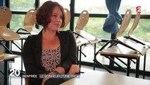 Julie van Rechem, la flamme de l'enseignement