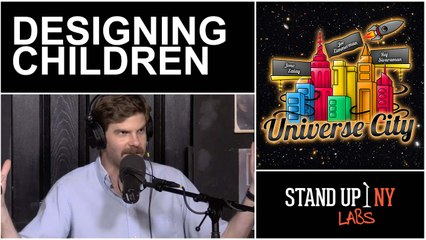 UNIVERSE CITY - Designing Children