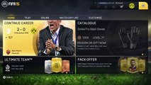 Fifa 15 Career Mode: Amazing young players in my BVB career mode