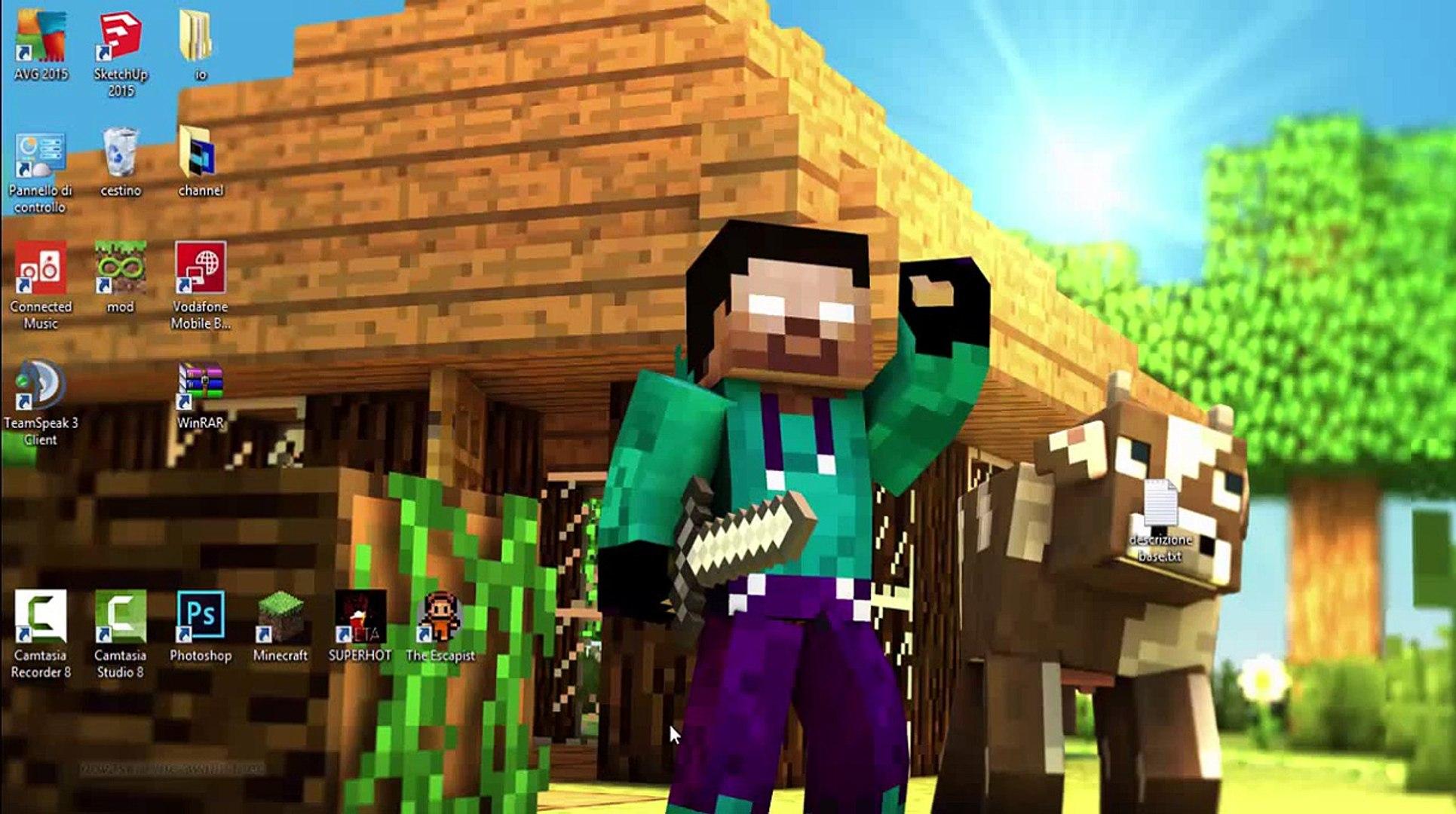 Minecraft come scaricare le mod