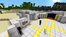 The Diamond Minecart | Minecraft Custom Mod Adventure: Dan TDM IMPOSTERS | DanTDM