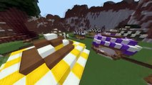 Minecraft KitPvP Map The Mighty Lost Town