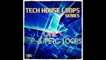 1642 Beats - Tech House Loops Series - Only Top & Perc Loops [1642B017]