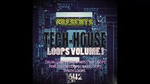 1642 Beats - Tech House Loops Vol. 1 [1642B001]