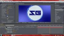 Como hacer logo con espectro de audio a ritmo de la musica After Effects Cs4... Tato Tutoriales