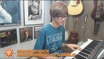 Neighborhood #1 Tunnels piano cover by Brandon Mack