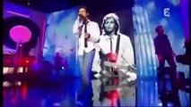 Michaël Gregorio chante Goldman avec Pascal Obispo et Florent Pagny