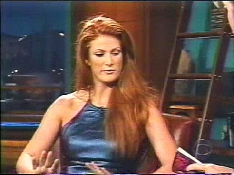 Angie Everhart - [Jul-2000] - interview (part 2)