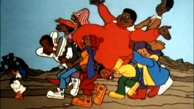 Bill Cosby - Fat Albert and the Cosby Kids (1972) Intro