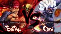 Asura vs Yasha |Ultra Street Fighter IV (PC Mod)|