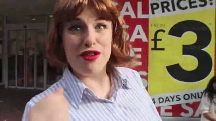 Doppleclangers: Caroline Whack