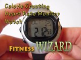 DEMO: Pulse Heart Rate Monitor Calories Counter Fitness Watch