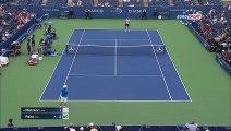 Benoit Paire vs Kei Nishikori : la raquette du Français attaque le court !