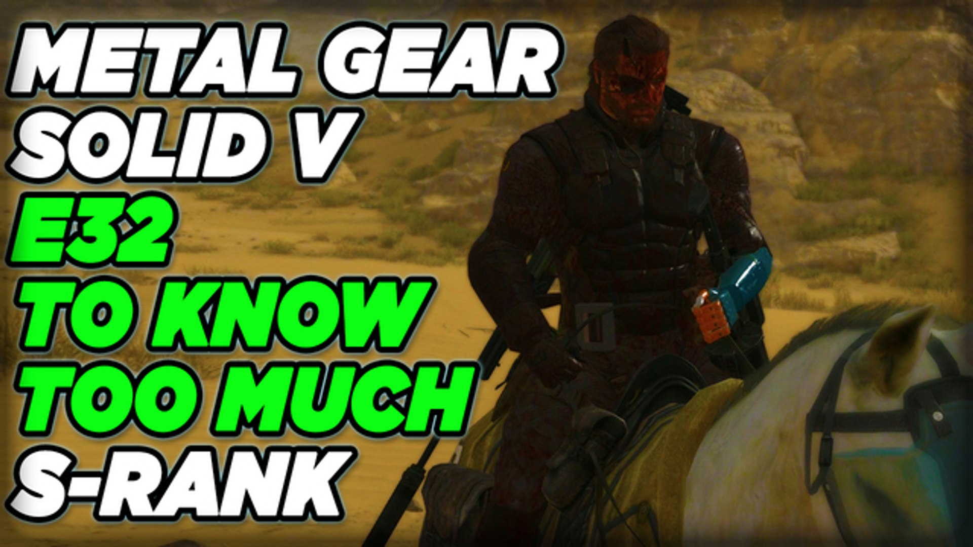 S Metal Gear Solid | Asdela