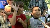Iowa State Fair - Junior Egg Rolling Contest