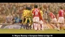 Top Hat Tricks Ever in FOOTBALL HISTORY
