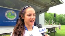 Northeastern Women's Rowing CAA Championships - Postgame Interview - May 17th, 2015