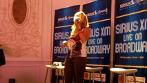 "Orfeh - ""Don't Wanna Do Wrong"" - ""What Do You Want From Me"" - Sirius XM Live On Broadway"