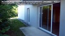 A vendre - Appartement - BOUGUENAIS (44340) - 43m²