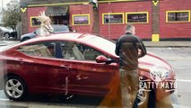 Stealing Windshield Wipers Prank!! - Public Pranks Gone Wrong
