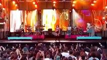 Demi Lovato Performs Neon Lights on Jimmy Kimmel Live
