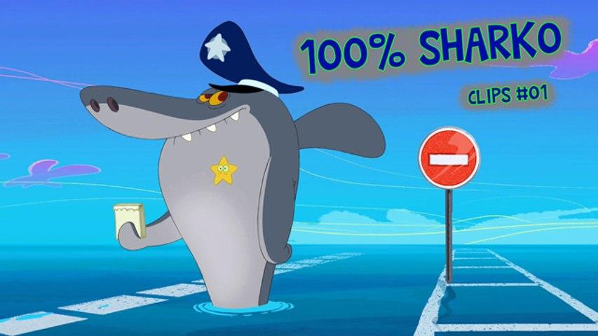 Zig & Sharko - 100% Sharko Clips #01 _ HD