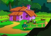 Three Little Pigs and the Big Bad Wolf - Fairy Tales - Animated / Cartoon Stories for Children