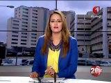 "Radhi Meddeb: le 31-08-2015 El Wataniya 1 ""Journal 20h"""