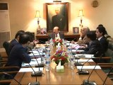 CM Sindh Chairs Selection Board-1 Meeting