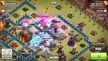 Clash of clans - Kings rock vs Kings rock 2 (clans wars Leaderboards)