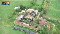 Midi-Pyrénées: images aériennes BFMTV des impressionnants dégâts causés par les orages
