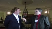 Fall 2009 CIMS Corporate Sponsor's Meeting - Maarten Koomans Interview at NC State Club