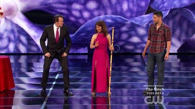 Penn and Teller Fool us SeaSon 2 Episode 9 - Star Spangled Magic