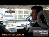 "Steve Ellis of American Honda Motor Co. ""Luxury Fuel Cell Car"" (clip 1)"