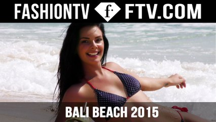 Seductive Swimwear Beach Shoot Bali! | FTV.com
