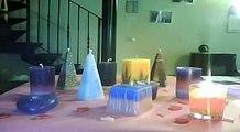 Tutorial candele fatte in casa