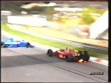 GP Portogallo, Estoril 1990 Incidente di Alliot