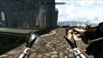 Skyrim with Demons Souls/Dark Souls music