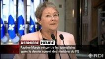 Mme Pauline Marois - Période de questions