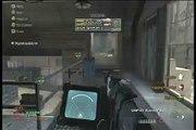 CoD :MW2 AK47 HeartBeat called UMP45 Rapid fire..