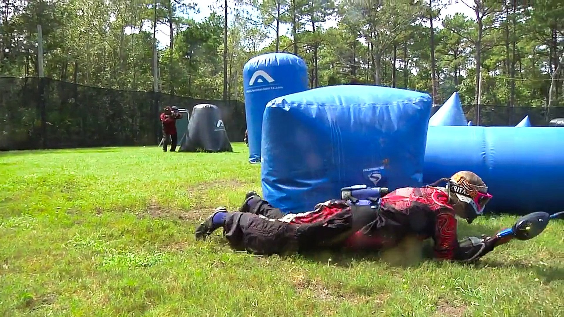Hd Paintball In Jacksonville Florida Xtreme Paintball Of Jax Video Dailymotion