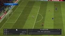 Pro Evolution Soccer 2015 موقف غريب في pes 2015