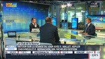 Le Club de la Bourse: François Mallet, Pascal Bernachon et Vincent Ganne - 01/09