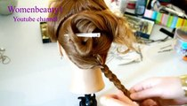 Braided Hairstyle for Parties_Updo hairstyles for long hair Videos For Women