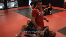 Gracie Humaita - Victory SD: Dean Lister Americana from Mount