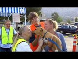"""7/27/13, Lake Isabella - """"Fix Your Pets"""" Mobile spay/neuter clinic, Kern County, California"""