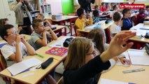 Pontivy. 1.500 écoliers retrouvent les bancs de l'école