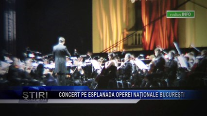 Promenada Operei Nationale Bucuresti