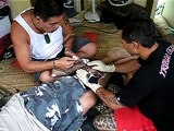 Traditional Hawaiian Tattooing (Kahuna ka kakau : Keone)
